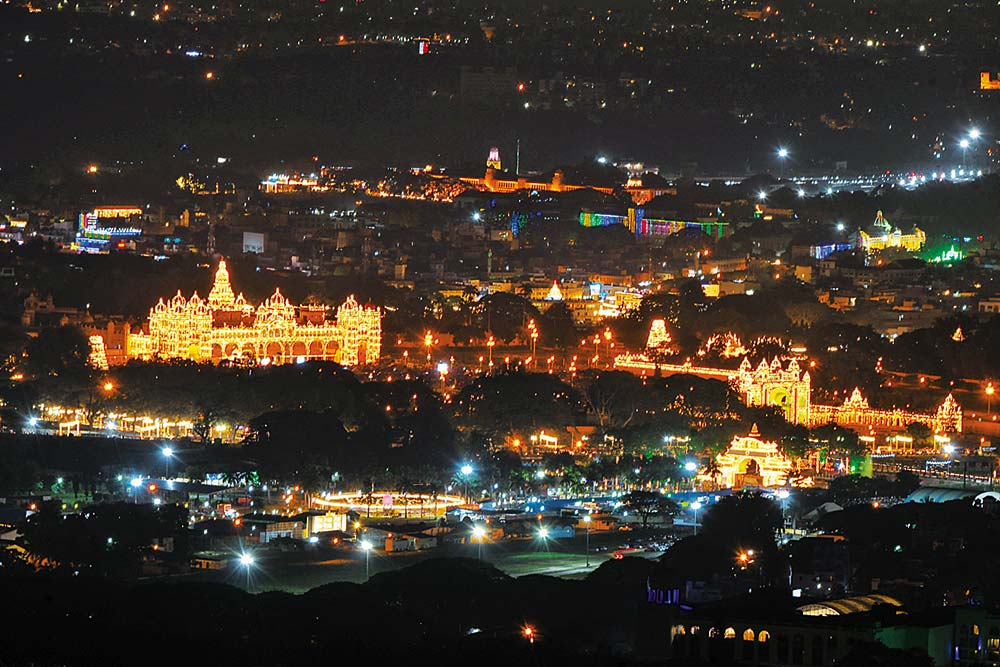 Can Laidback Pensioner's Paradise Mysore Stay Off The Fast Lane?
