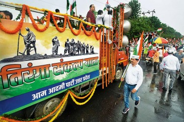 Why Politicians Trust Good Ol' Yatra To Reach Voter's Heart