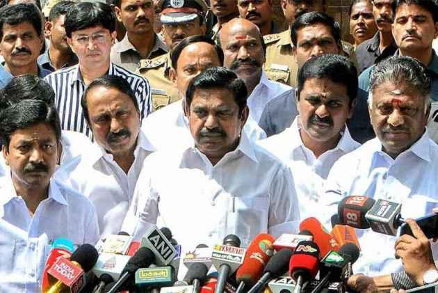 AIADMK Leaders Visiting Karunanidhi Reflects A Rare Political Bonhomie In Tamil Nadu