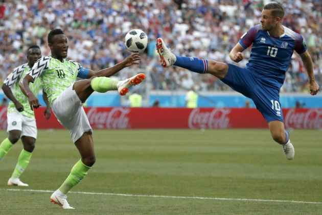 World Cup Roundup Day 9: Hope For The Argentinians, Leaving It Late From Brazil, And A Stoke City Player Stealing The Spotlight