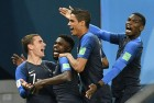 World Cup Roundup Day 22: Decisive Header From Umtiti Sends France To The Final