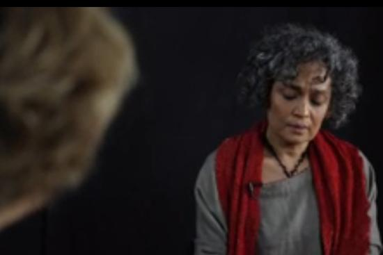 Nobel Peace Prize For An Indian And Pakistani Does Have To Do With Global Politics: Arundhati Roy