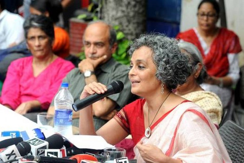 Notes From A Press Conference By Urban Naxals