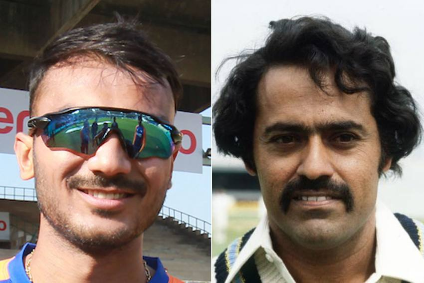 Awesome Cricket Memories! When Axar Patel Did A Bhagwat Chandrasekhar, 50 Years Apart