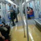 The Mumbai Metro Showers