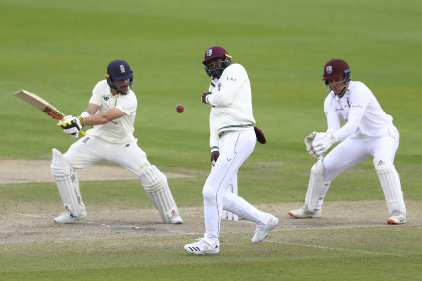 A Familiar Tale, But Not Just Another Test Series - Brave Windies Undone By English Riches