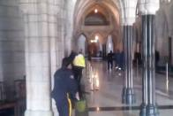 Video: Firing In Canadian Parliament