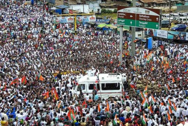 A Crazy, Hot Election Season Refuses To Go Away In Tamil Nadu