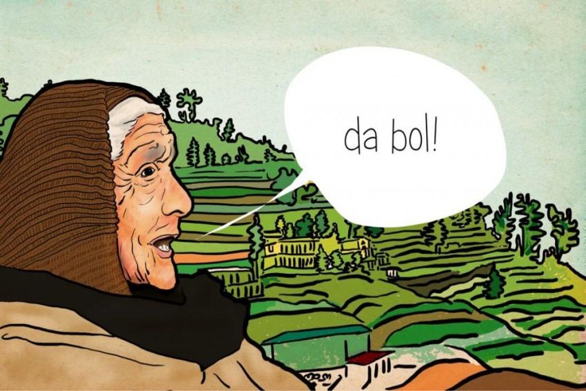 Garhwali: My Grandmother Tongue