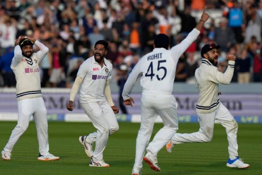 In Lord's Win, Indian Cricket Team Has Highlighted What 'Intent' Really Means