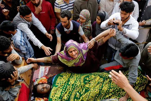The Unmourned Of Kashmir