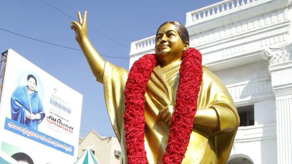 Tamil Nadu: A State For Statues