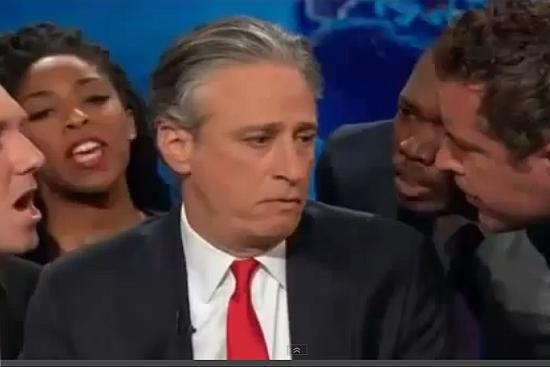 Jon Stewart: 'Self Hating Jew'