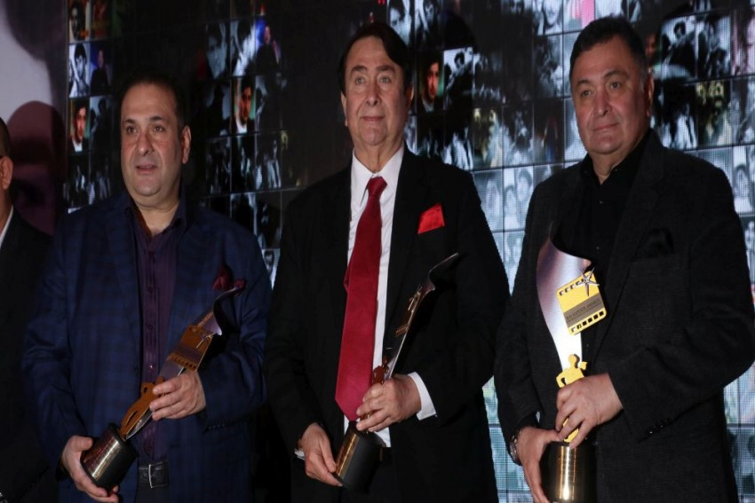 Raj Kapoor Was Hopeful RK Studios Would Survive Because Of His Sons