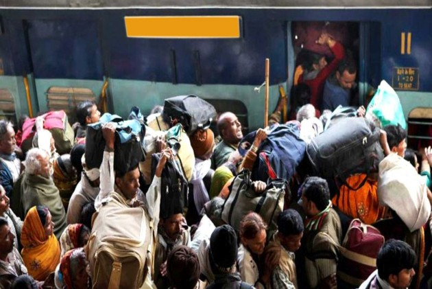 The Pilgrim's Progress: Railways To Waive Off Surcharge On Special Trains During Kumbh Mela