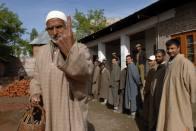 BJP Prefers Congress' Path In Kashmir Instead Of Vajpayee's