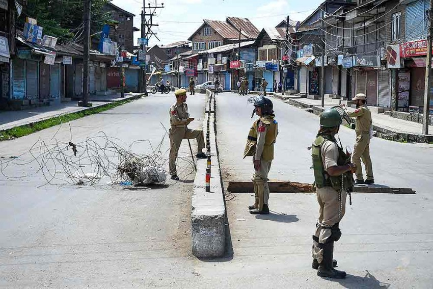 Kashmiris Are Angry, Yet They Are Calm. Why?