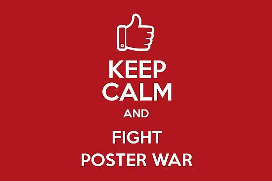 Rahul Vs Priyanka Poster War In Allahabad