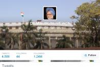 Resetting @PMOIndia To Zero Tweets