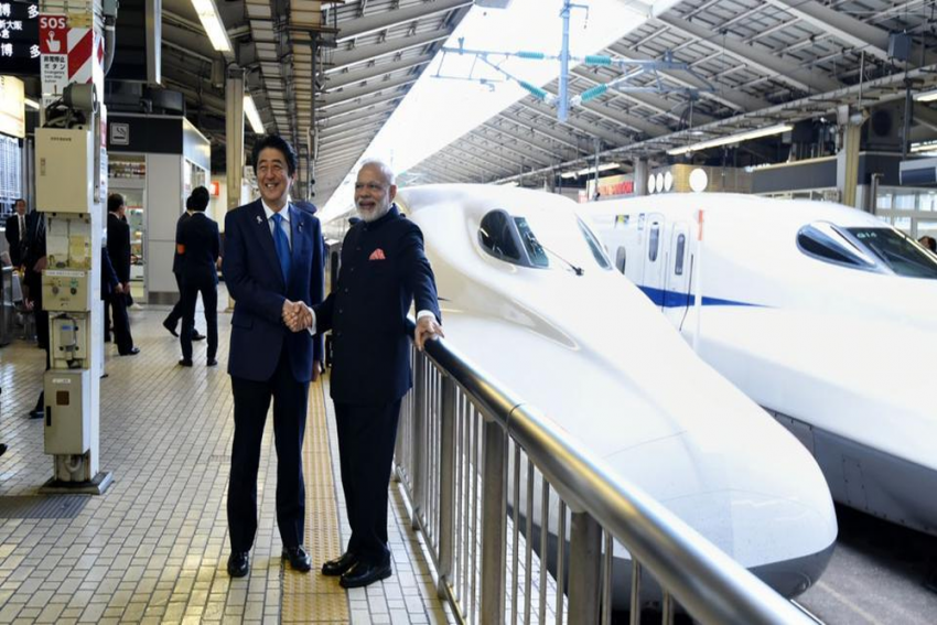 Modi's Bullet Train: Rail Development Must Come About More Balanced