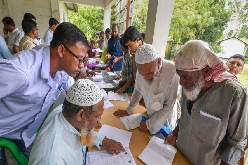 BJP And Trinamool Play NRC With Bengal As Goal