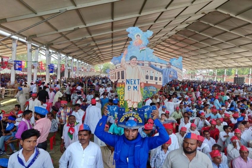 Mayawati, Honourable Prime Minister. Why The Heartburn?