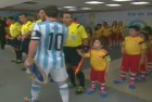 How 'Heartbreaker' Lionel Messi Won A Child's Heart