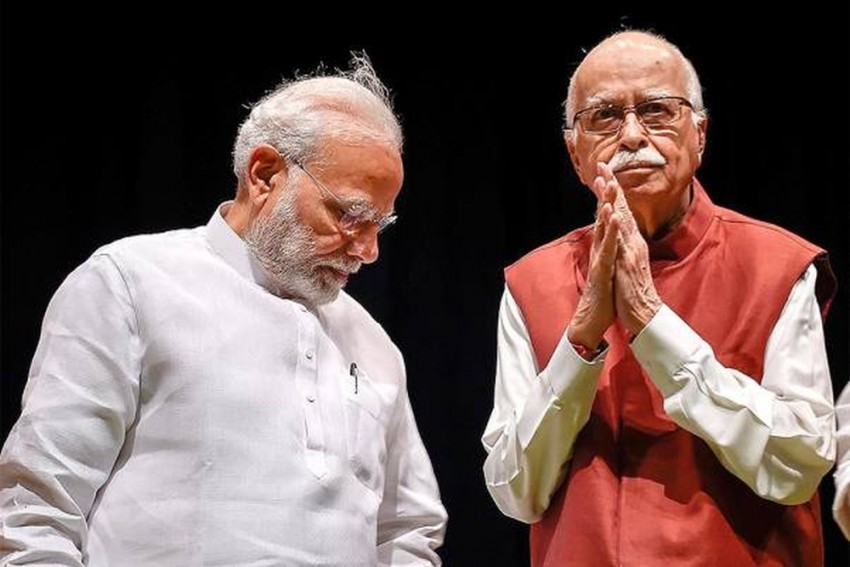 Like Master, Like Pupil: Narendra Modi And LK Advani's Idea Of Nation Is Same