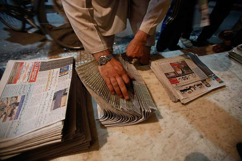 From Cambodian Polls To Broken Heart Syndrome, Valley Newspapers Carry Everything But Kashmir