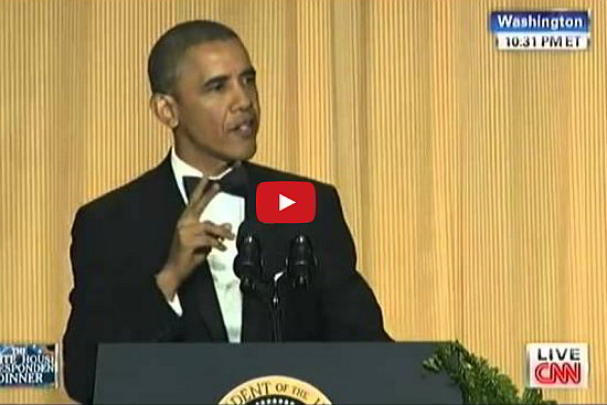 In 2013 My Slogan Was Ctrl-Alt-Del: Obama