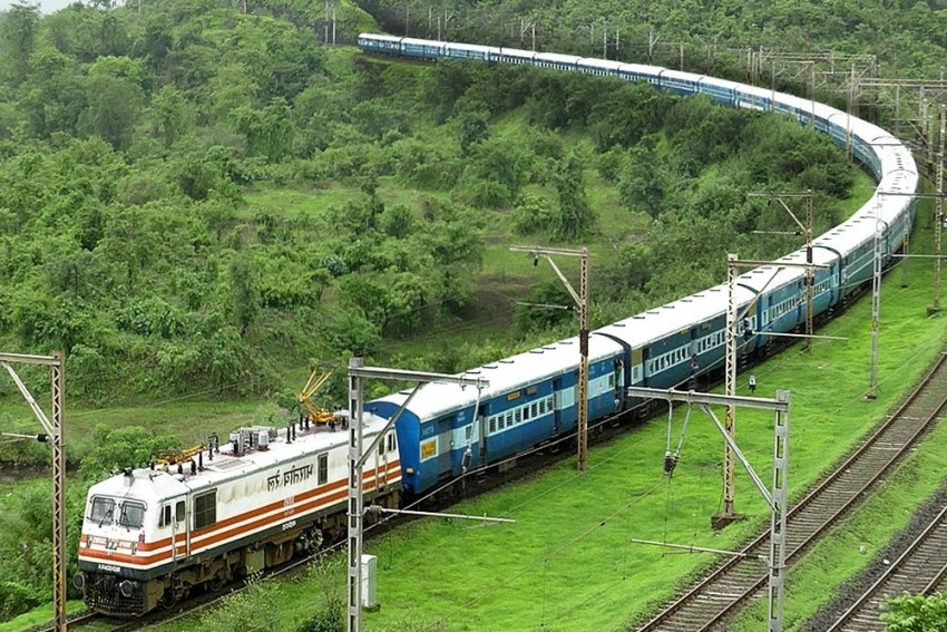 Why Indian Railways Is Bad At Implementing Big-Ticket Projects