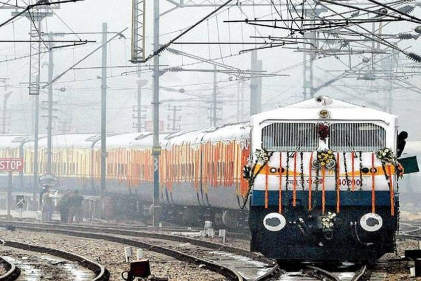 Holiday Specials Hit Train Punctuality