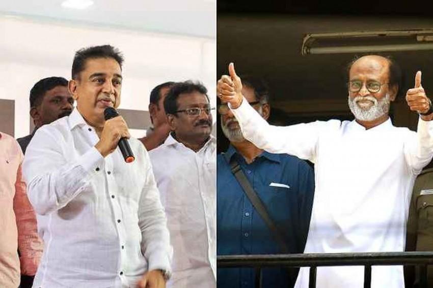 Kamal Haasan, Rajinikanth Lack Political Acumen To Make A Mark, At Least For Now
