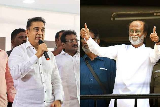Kamal Haasan, Rajinikanth Lack Political Acumen To Make A Mark, At Least For Now