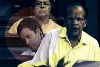 Rahul Gandhi: Caught Sleeping In Parliament