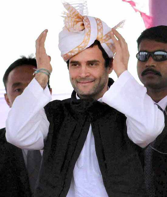 Rahul Baba, Why You No Marry?
