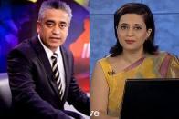 Rajdeep Sardesai And Sagarika Ghose Quit CNN-IBN