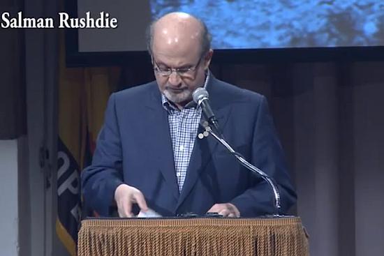 Salman Rushdie: On 'Modi's Toadies'