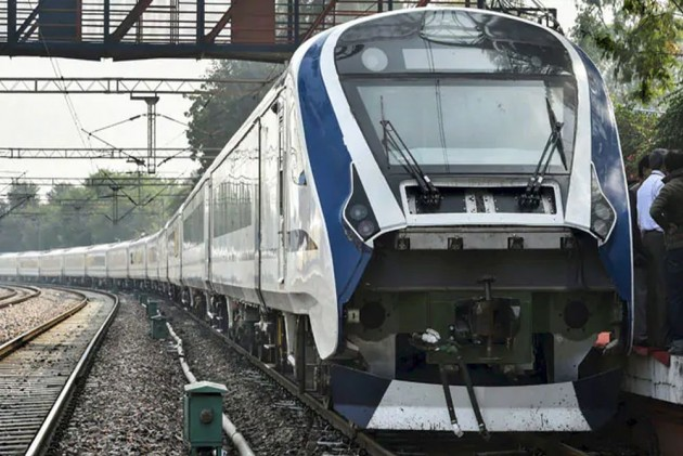 When Train 18 Tricked To Be Modi's Bullet Train