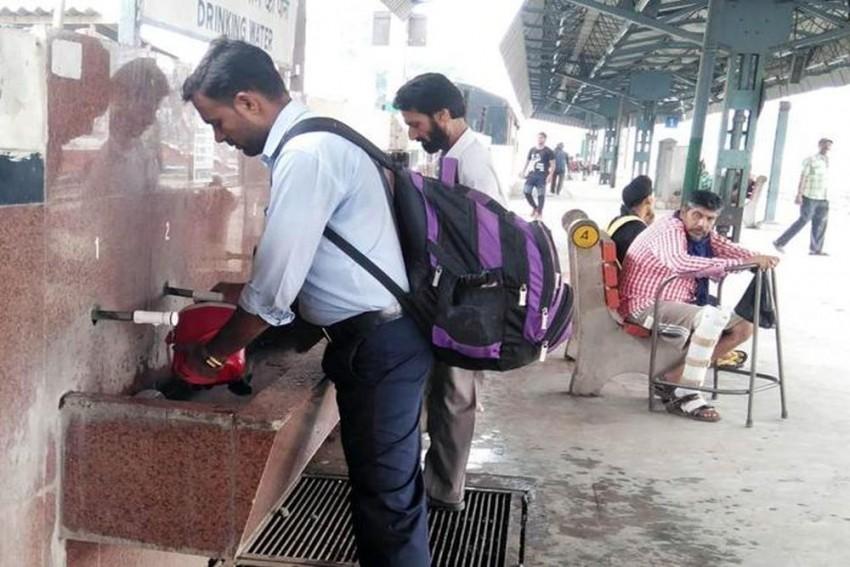 Indian Railways Supplies Contaminated Water