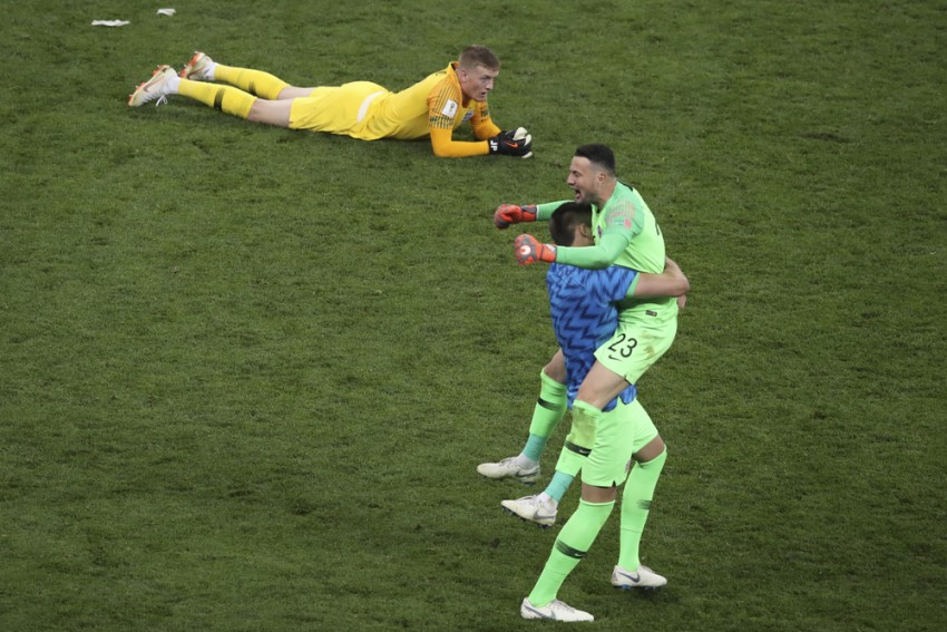 World Cup Roundup Day 23: It's Not Coming Home As Croatia Win it In Extra Time