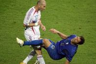 FIFA World Cup: 50 Most Shocking Moments