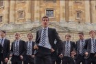 Oxford Boys Do 'Hips Don't Lie' A Capella