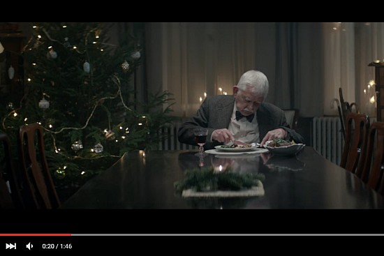 This Sad Sad Christmas Ad