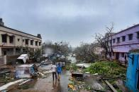 How WhatsApp Saved The Day For A Cyclone Fani-Hit Journo In Odisha