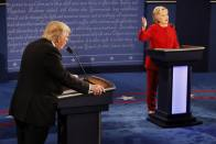 Highlights From The First US Presidential Debate