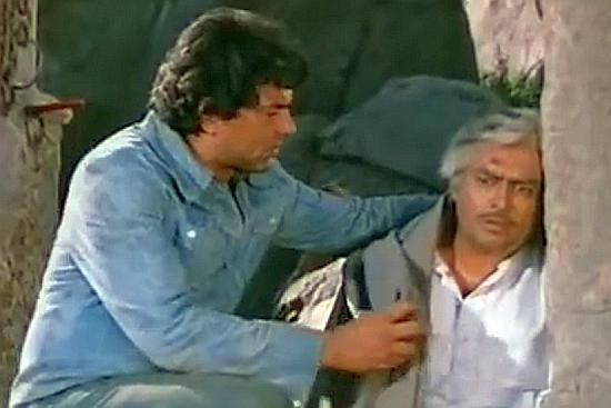Image result for sholay ending