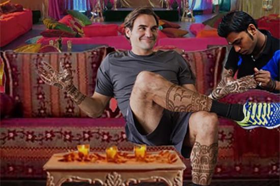 Photoshop Federer