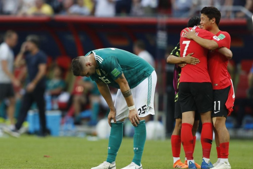 World Cup Roundup Day 14: Korean Heroics, Selecao Pull Through, And Mexico Crumble