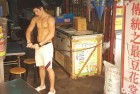 Feast Your Eyes On Taiwan's 'Hottest Bean Curd Seller'